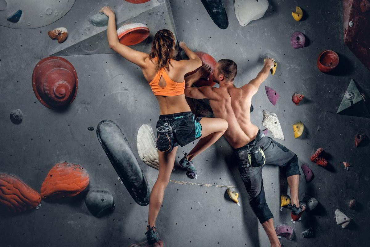 Kurzy lezení pro dospělé