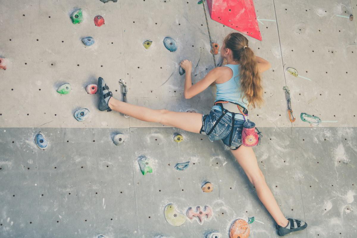 Příměstské tábory s lezením